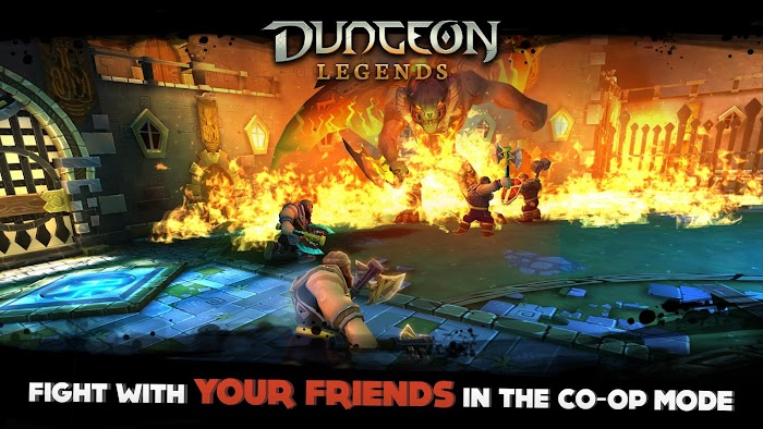 Dungeon Legends- screenshot