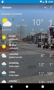 Almere - Weer - náhled