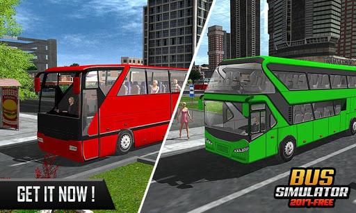 Bus Simulator 2018-Free Game 1.1.6 screenshots 6