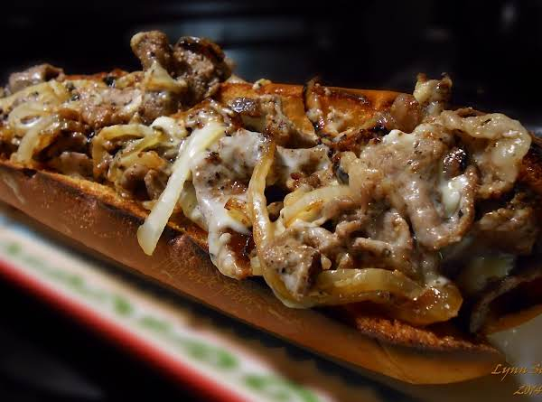 Philly Cheesesteaks By A Southern Girl Recipe