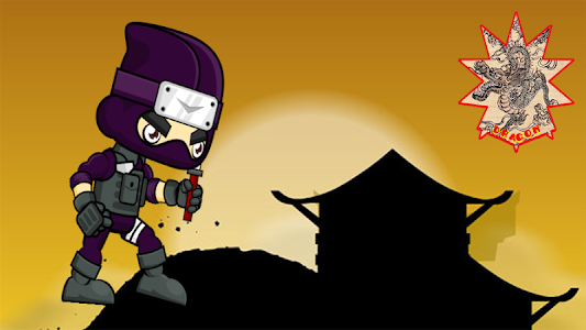 NINJA run screenshot 0
