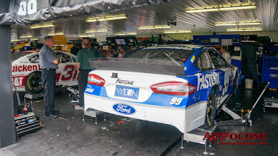 Photo: Rousch Fenway Racing #99 Ford Carl Edwards car. https://plus.google.com/+CarlEdwards/posts