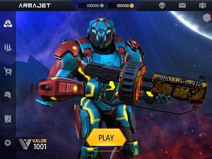 Armajet Screenshot