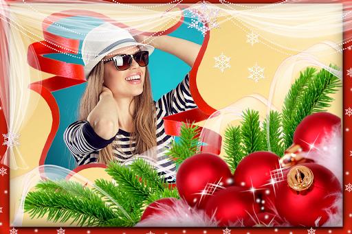 玩娛樂App|圣诞照片Frame'15免費|APP試玩