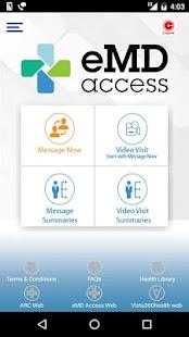 eMD Access - náhled
