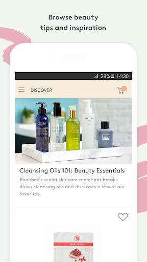 Birchbox 2.15 screenshots 2
