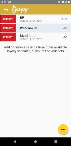 Gaspy - NZ Fuel Prices screenshots 3