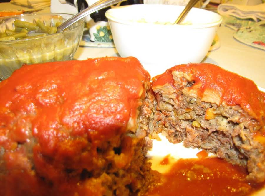 Shelia S Italian Meatloaf Recipe Just A Pinch Recipes