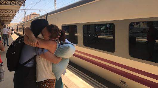 Más trenes a Sevilla a partir de hoy