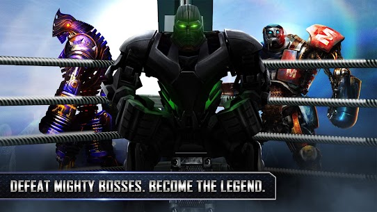 Real Steel Apk Download For Andoid and Iphone 6
