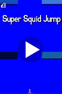 Super Squid Jump screenshot 0