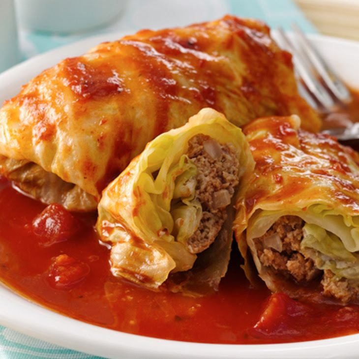 Floosh's Stuffed Cabbage