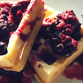 Homemade Waffles Without Buttermilk Recipes.