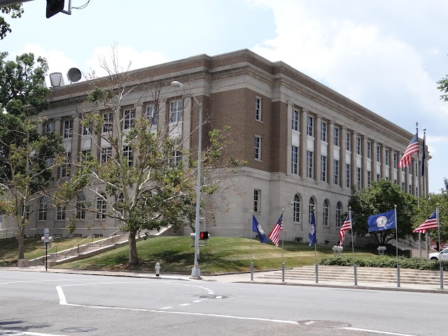 Old Roanoke, VA post office and courthouse