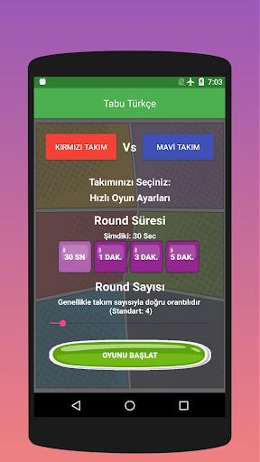 Tabuu - 10.000 u00dccretsiz Kelime android2mod screenshots 4