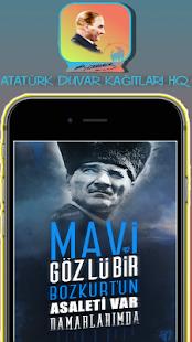 Atatürk Duvar Kağıtları HD (Yeni) - náhled