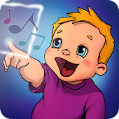 Baby Toybox - Sound Touch Game