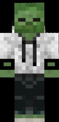 its a Zombie