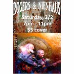 Live music w/ Rogers & Nienhaus