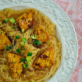 Garlic And Olive Oil Sauce With Vermicelli Recipes