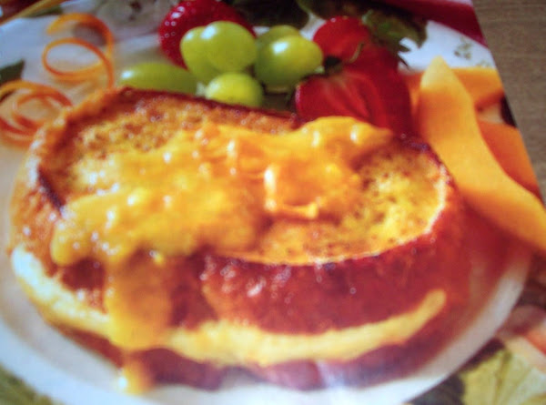 Stuffed French Toast W/ Apricot & Orange Marmalade Recipe