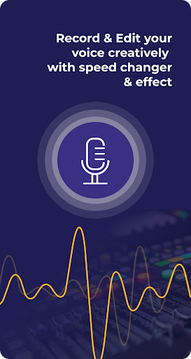 Voice Changer With Audio Sound Effects & Recorder screenshot 5