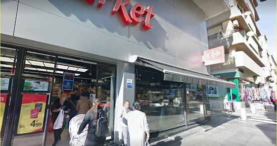 Un grupo de Canadá podría quedarse con los Carrefour