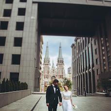 Wedding photographer Vasiliy Blinov (Blinov). Photo of 23.07.2017