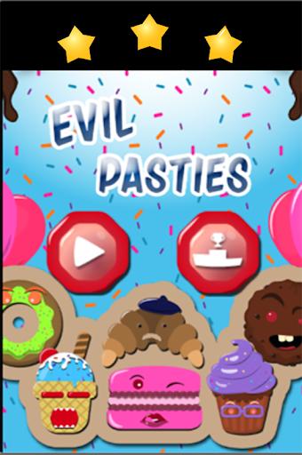 Evil Pasties