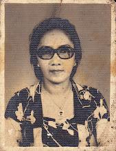 Photo: Hj.Andi Bau Tenri Padang Opu Datu, Datu Luwu ke 38 lahir di Gowa thn 1928, wafat di Rumah Sakit Pelamonia, Makassar, tanggal 28 Juli 1994 pukul 21.45. http://nurkasim49.blogspot.com/2011/12/v.html