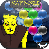 Scary Bubble Shooter
