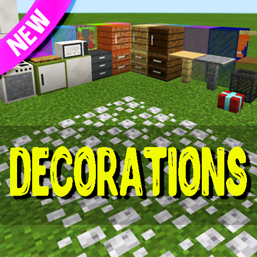 Decorations Mod For Minecraft Applications Sur Google Play