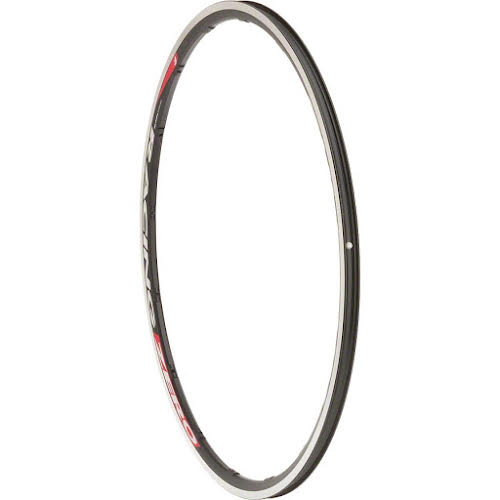 Fulcrum Road Front Rim 700c - Racing Zero - Clincher - Red - (2005-2009 Compatability)