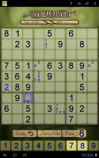 Sudoku Free screenshot 9