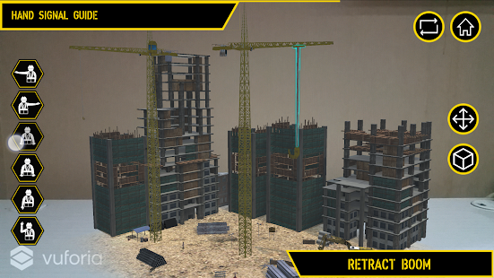 Download Tower Crane AR For PC Windows and Mac apk screenshot 5
