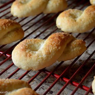 Lemon Ricotta Cheese Cookies di Chef Luca