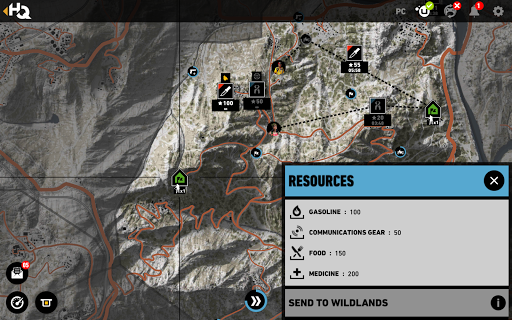 Ghost Recon® Wildlands HQ for PC