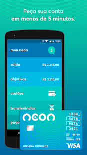 Neon - Tipo um banco- screenshot thumbnail
