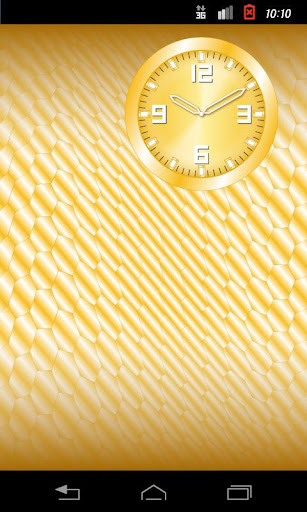 Casual Clock G.W