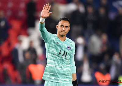 Un grand gardien de Premier League pour remplacer Navas au PSG