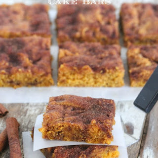 Pumpkin Bars With Cake Mix Recipes.