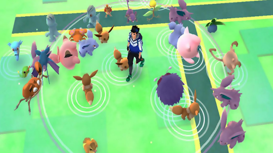 Hint Pokemon - náhled