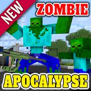 Zombie Apocalypse MCPE Map