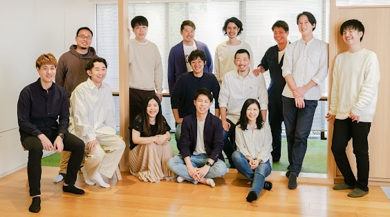 group of people smiling, Growth Academy, Campus Tokyo, Google for Startups