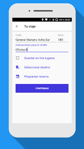 Remis Oeste San Juan 3.3.7 Screenshots 2