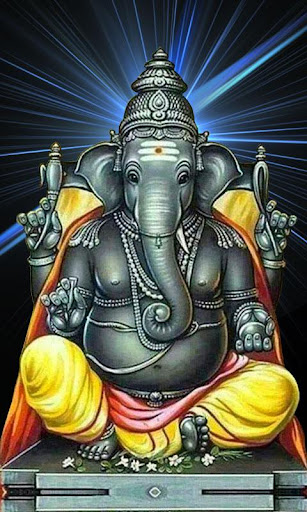 Lord Ganesh Live Wallpaper