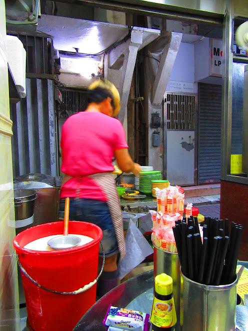 【香港】西貢:「金山粥店」でお粥と腸粉を朝から堪能する。 | El Mundo