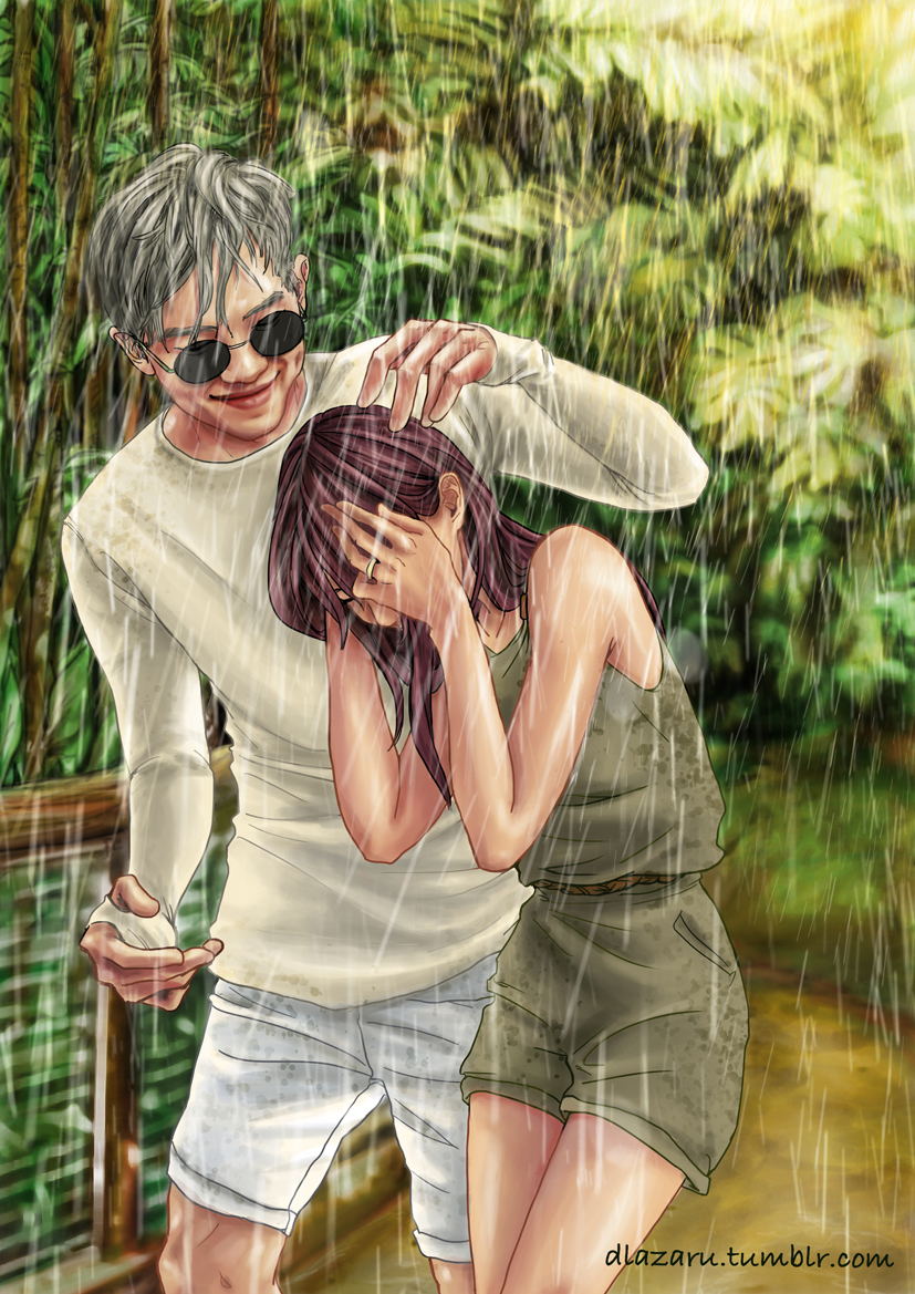 This Fan Art Series Shows What It Would Be Like To Date BTS