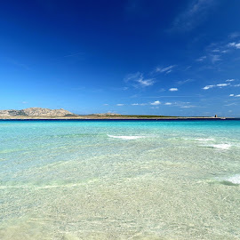 stintino La pelosa, Italy by Paolo Marras - Landscapes Beaches