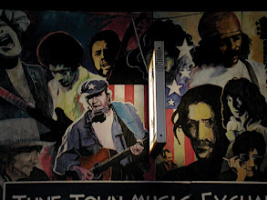 Photo: Silver City NM music mural